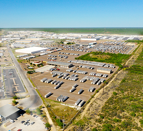 Truckload Facility For Sale - Laredo, TX BURR & TEMKIN
